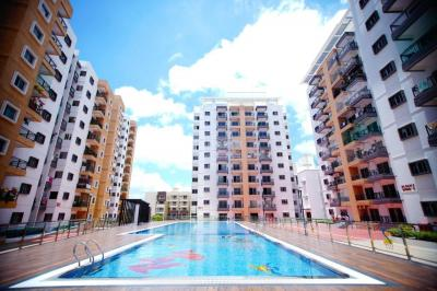 Gallery Cover Image of 693 Sq.ft 1 BHK Apartment for buy in Corporate Arcadia, Gunjur Palya for 3924500