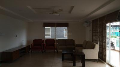 Gallery Cover Image of 3100 Sq.ft 3 BHK Apartment for rent in Banjara Hills for 130000