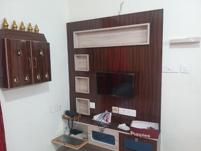 Gallery Cover Image of 639 Sq.ft 1 BHK Apartment for rent in Appaswamy Greensville, Sholinganallur for 21500