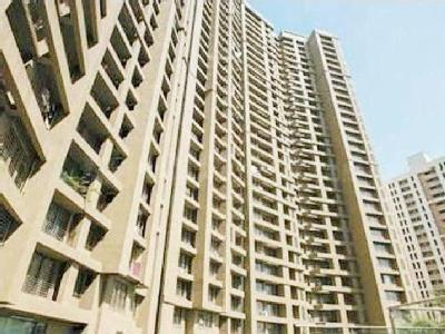 Gallery Cover Image of 900 Sq.ft 2 BHK Apartment for buy in ACME Ozone, Thane West for 12000000
