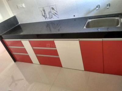 Gallery Cover Image of 602 Sq.ft 1 BHK Apartment for rent in Wadgaon Sheri for 12000