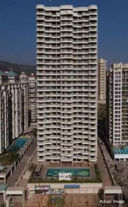 Gallery Cover Image of 1145 Sq.ft 2 BHK Apartment for buy in Paradise Sai Spring, Kharghar for 10500000