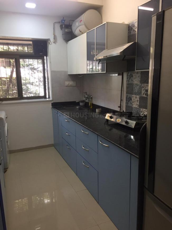 Kitchen Image of 1300 Sq.ft 3 BHK Apartment for rent in Andheri West for 95000