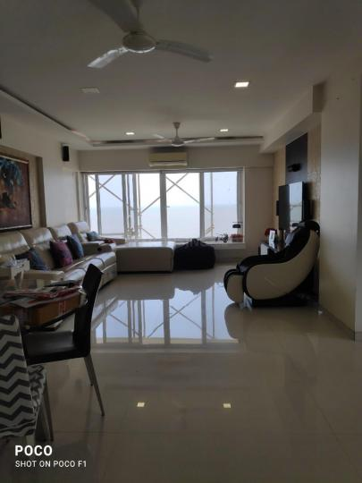 Hall Image of 1300 Sq.ft 3 BHK Apartment for buy in Worli for 100000000
