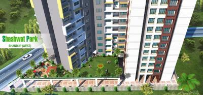 Gallery Cover Image of 495 Sq.ft 1 BHK Apartment for buy in Shashwat Park, Bhandup West for 7200000