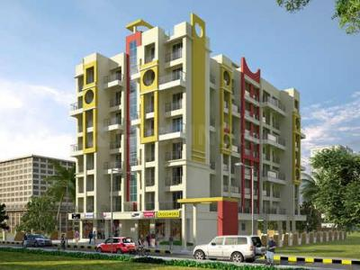Gallery Cover Image of 620 Sq.ft 1 BHK Apartment for buy in Dombivli West for 4030000
