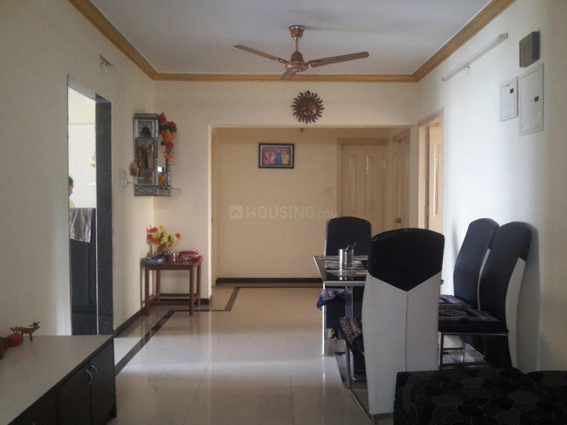 Living Room Image of 1830 Sq.ft 3 BHK Apartment for buy in Sanpada for 40000000