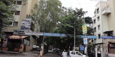 Gallery Cover Image of 1000 Sq.ft 1 BHK Apartment for rent in Viman Nagar for 24000