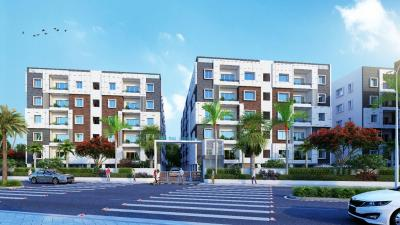 Gallery Cover Image of 1985 Sq.ft 3 BHK Apartment for buy in Sri Sai Soukya, Peerzadiguda for 11222000