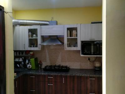 Kitchen Image of 850 Sq.ft 2 BHK Independent Floor for buy in Sector 11 for 4500000