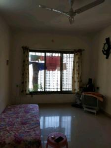 Gallery Cover Image of 580 Sq.ft 1 BHK Apartment for rent in Thane West for 23000