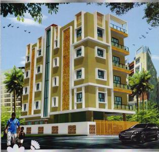 Gallery Cover Image of 679 Sq.ft 2 BHK Apartment for buy in Lake Town for 4706000