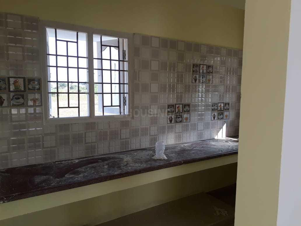 Kitchen Image of 770 Sq.ft 2 BHK Independent House for buy in Mahindra World City for 2466000