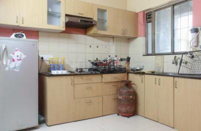 Kitchen Image of A 504 Omega Paradise in Wakad