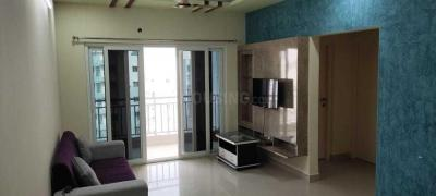 Gallery Cover Image of 1200 Sq.ft 2 BHK Apartment for rent in Godrej Eden G And H, Chandkheda for 16000