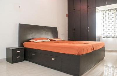 Bedroom Image of Swarna Heavens Apartments in Whitefield