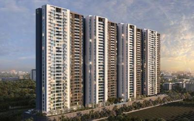 Gallery Cover Image of 1496 Sq.ft 3 BHK Apartment for buy in Kunal Aspiree, Balewadi for 12300000