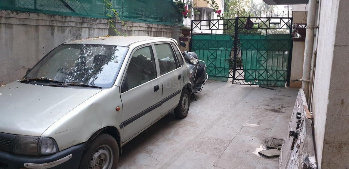 Parking Area Image of 1000 Sq.ft 2 BHK Independent Floor for rent in Bibwewadi for 17000