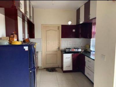 Kitchen Image of Oeanus Vista Apartments in Kasavanahalli
