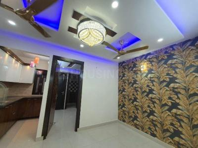 Gallery Cover Image of 600 Sq.ft 2 BHK Independent Floor for rent in Uttam Nagar for 13399