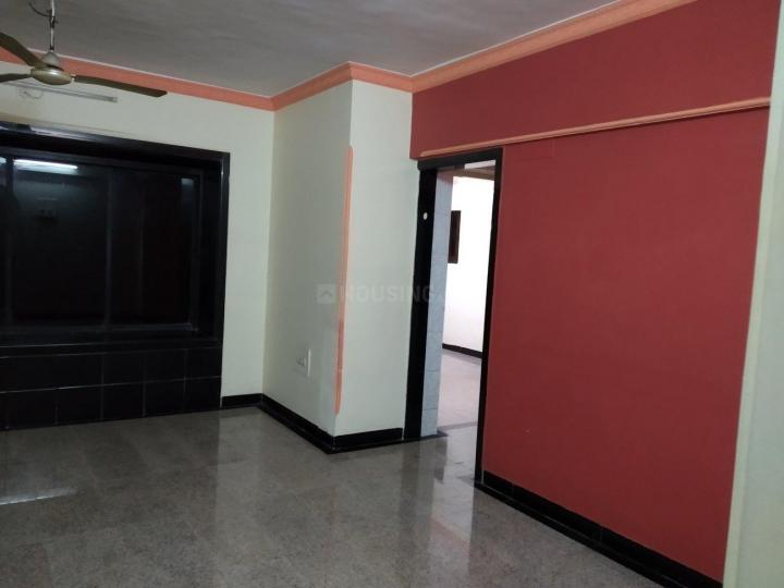 Living Room Image of 600 Sq.ft 1 BHK Apartment for rent in Nerul for 15500
