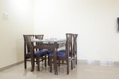 Dining Room Image of 801 D, Kumar Piccadillay in Tathawade