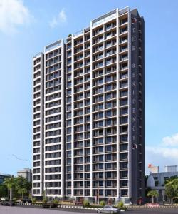 Gallery Cover Image of 476 Sq.ft 1 BHK Apartment for buy in Lak And Hanware The Residency, Jogeshwari West for 8500000