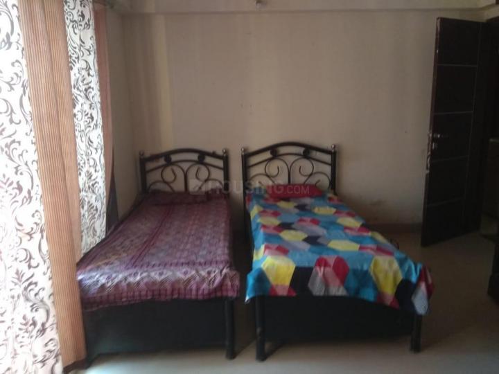 ठाणे वेस्ट में नरेश पीजी के बेडरूम की तस्वीर