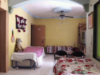 Living Room Image of 850 Sq.ft 2 BHK Apartment for buy in Shivsagar Society, Anand Nagar for 6500000