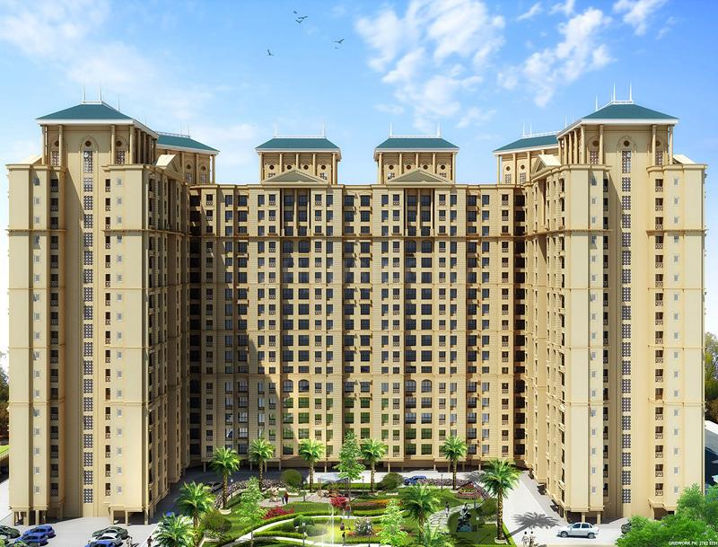 Building Image of 940 Sq.ft 2 BHK Apartment for rent in Hiranandani Estate for 22000