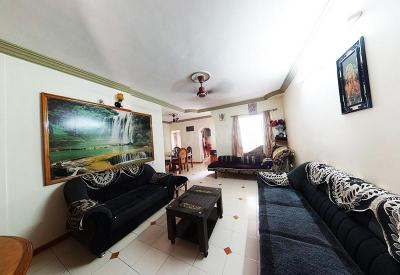 Gallery Cover Image of 1260 Sq.ft 3 BHK Apartment for buy in Gurukul for 6500000