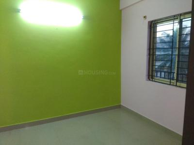 Gallery Cover Image of 550 Sq.ft 1 BHK Independent House for rent in Kaggadasapura for 14000