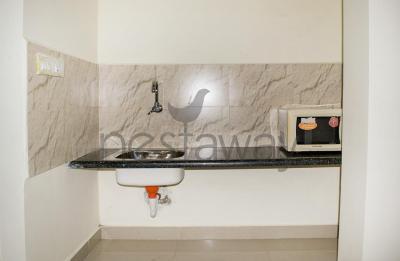 Kitchen Image of Krishnamurthy Nest Studio 02 in Murugeshpalya