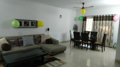 Gallery Cover Image of 1800 Sq.ft 3 BHK Apartment for rent in Whitefield for 50000