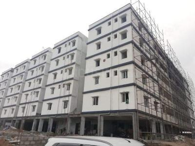 Gallery Cover Image of 1060 Sq.ft 2 BHK Apartment for buy in Chandramouli Nagar for 2300000