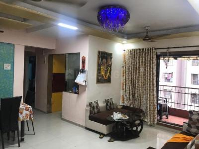 Gallery Cover Image of 1200 Sq.ft 2 BHK Apartment for buy in Kalyan West for 9500000