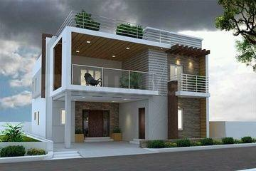 Gallery Cover Image of 600 Sq.ft 2 BHK Independent House for buy in Mannivakkam for 5600000