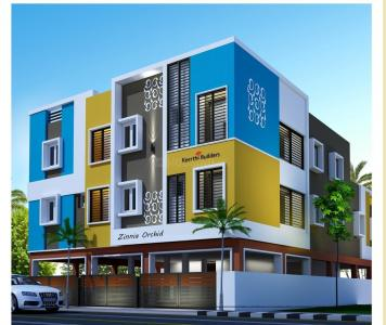 Gallery Cover Image of 750 Sq.ft 2 BHK Apartment for buy in Medavakkam for 3635800