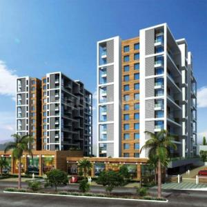Gallery Cover Image of 1000 Sq.ft 2 BHK Apartment for buy in Laxmi Ivana, Wakad for 5250000