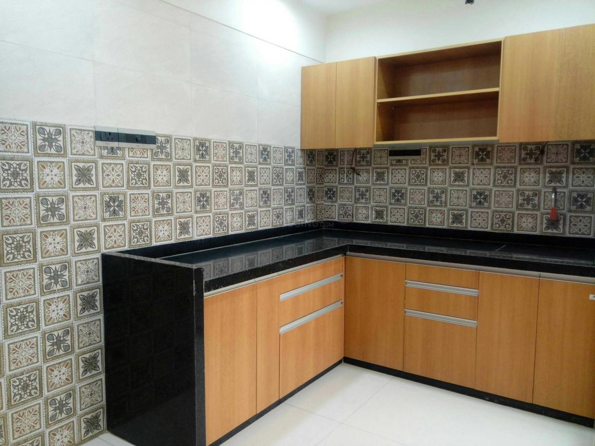 Kitchen Image of 1750 Sq.ft 3 BHK Apartment for rent in Kharghar for 33000