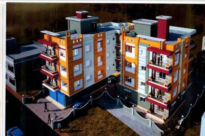 Gallery Cover Image of 800 Sq.ft 2 BHK Apartment for buy in Belghoria for 2100000