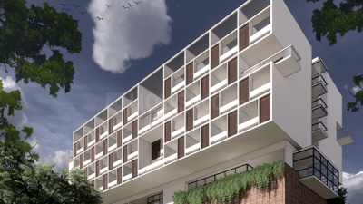 Gallery Cover Image of 1045 Sq.ft 2 BHK Apartment for buy in Sarjapur for 4100000