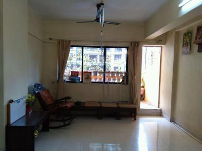 Gallery Cover Image of 730 Sq.ft 1 BHK Apartment for rent in Kopar Khairane for 14000