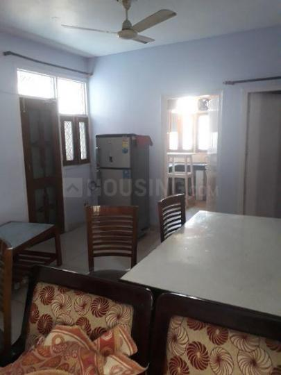 Living Room Image of 1040 Sq.ft 2 BHK Apartment for rent in Omicron I Greater Noida for 10000