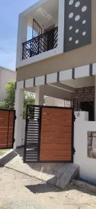 Gallery Cover Image of 1225 Sq.ft 3 BHK Villa for buy in Mangadu for 5200000