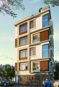 Gallery Cover Image of 2400 Sq.ft 4 BHK Independent Floor for rent in JP Nagar for 50000