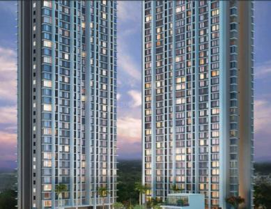 Gallery Cover Image of 1260 Sq.ft 3 BHK Apartment for buy in Thane West for 15100000