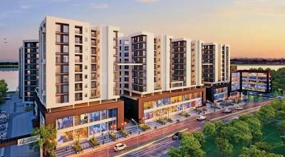 Gallery Cover Image of 1479 Sq.ft 3 BHK Apartment for buy in Unimark Riviera, Uttarpara for 6200000