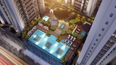 Gallery Cover Image of 775 Sq.ft 2 BHK Apartment for buy in Ekta Tripolis, Goregaon West for 23055000