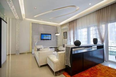 Gallery Cover Image of 1100 Sq.ft 2 BHK Independent Floor for rent in Dhakoli for 12000